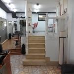 Interior Peluqueria Los Castros